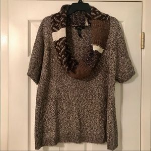 Style & Co sweater 2X
